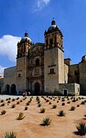 Meksikas, Santo Domingo bažnyčia