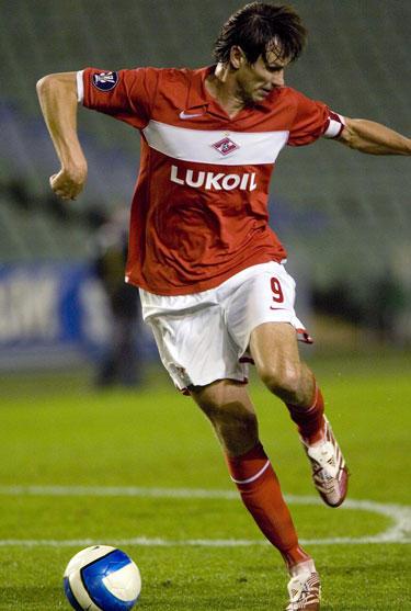 "Jegoras Titovas (""Spartak"")"