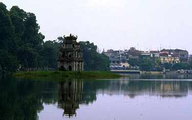 Hanojus, senoji architektūra