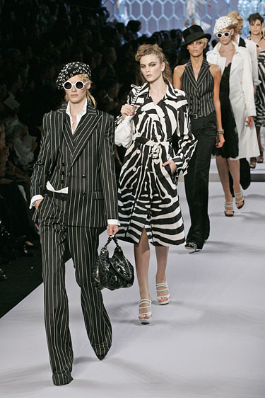 "J.Galliano modelis (""Dior"")"