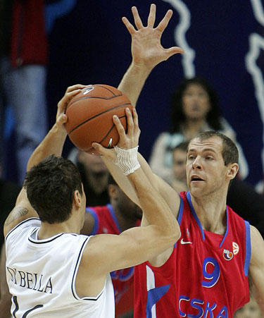 Ramūnas Šiškauskas (CSKA)