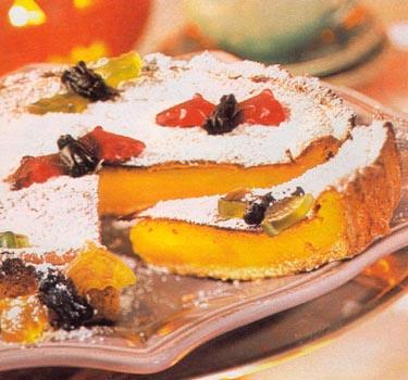 Moliūgo pyragas