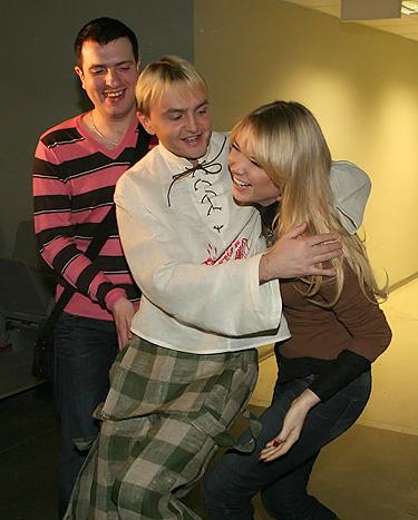 Deivydas Zvonkus, Stano ir Natalija Zvonkė