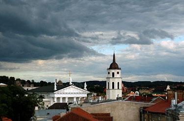 Vilnius, varpinė