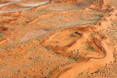 Namibijos raudonosios kopos