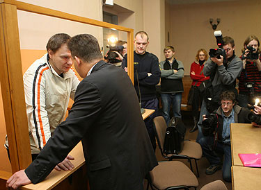Konstantino Nikulino teismo procesas