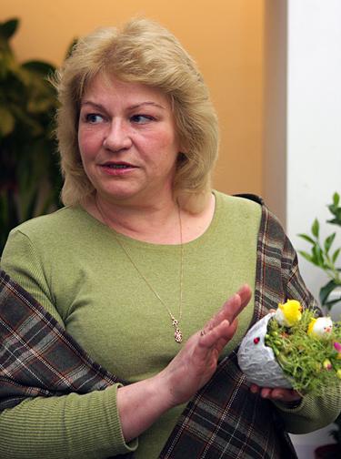 Tautodailininkė Rima Navickienė
