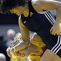 Moterų imtynės