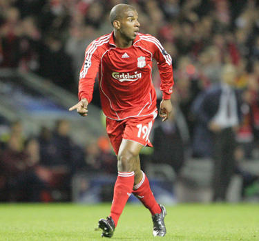 "Ryanas Babelis (""Liverpool"")"