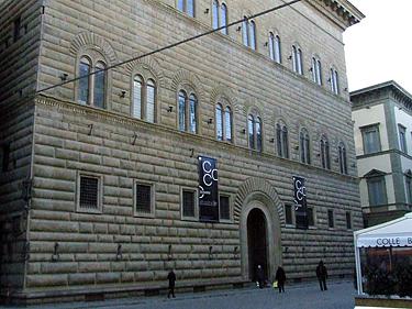 Florencija. Mediči-Rikardi rūmai