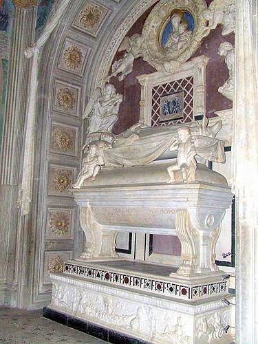 Florencija. Antkapis bažnyčioje