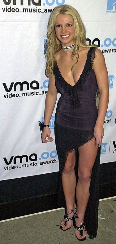 Britney Spears (2000 m.)