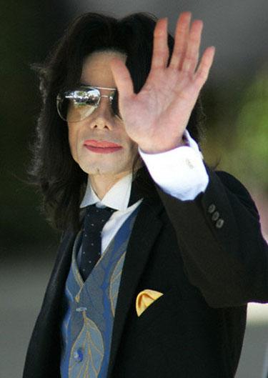 Michaelas Jacksonas  (2005 m.),