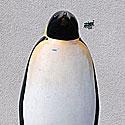 Pingvino skulptūra