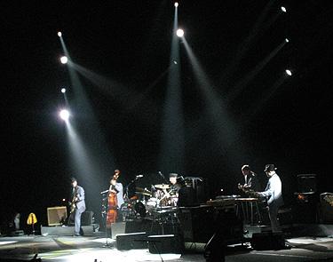 Bob Dylan koncertas Vilniuje