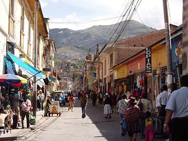 Peru, Ayacucho