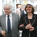 Juozas Domarkas su žmona