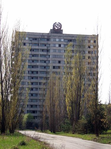 Černobylis, Pripiat miestelis