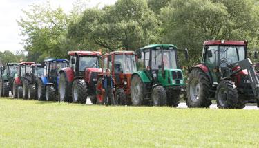 Pienininkų streikas Panevėžyje