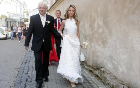 Makso Melmano ir Evos vestuvės (Klubas.lt)