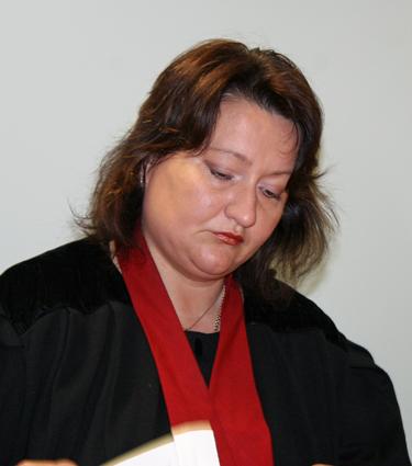 Prokurorė Valentina Strokinienė