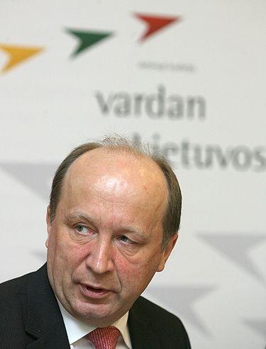 Seimas pritarė A.Kubiliaus kandidatūrai į premjerus