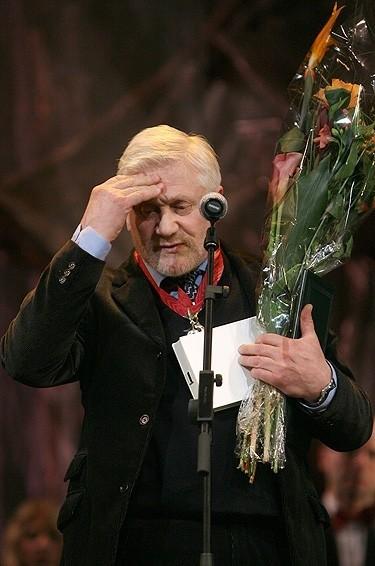"""Вильнюс примерит """"Золотую маску"""""""