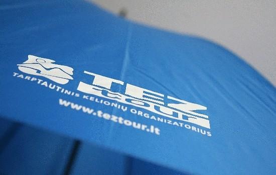 Tez Tour prizas - skėtis