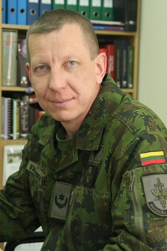 Arnoldas Valkauskas