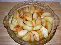 Obuolių pyragas su karamele_3