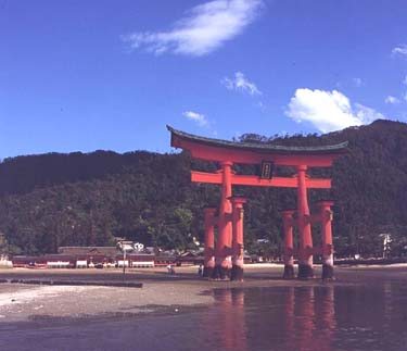 Torii vartai Japonijoje