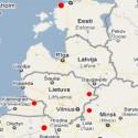 AE tinklas R.Europoje