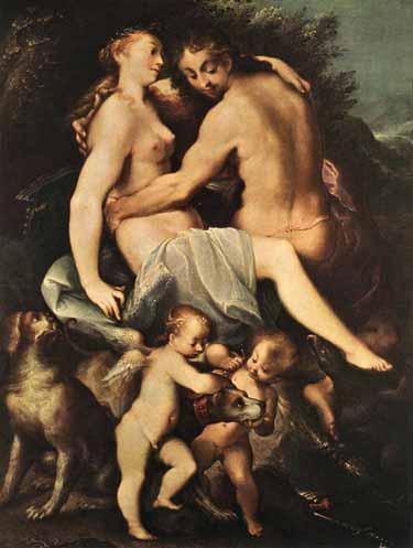 Heintz Joseph. Venera ir Adonis