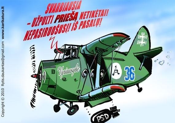 """<span style=""""color: #40a0ff;"""">Литва-2010</span>: парламентуризм, терпимость, победы и поражения"""