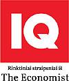 """IQ. The Economist partneris Lietuvoje"""