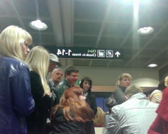 "K.Auryla: ""Star1 Airlines"" lėktuvas Dubline sulaikytas dėl skolos"