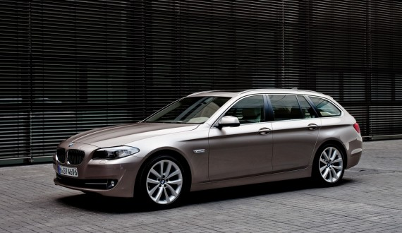 BMW 5 serijos Touring