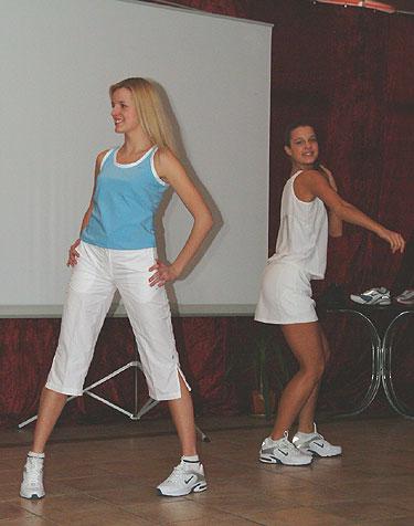 """""""Nike Women"""" Pavasaris 2004_5"""