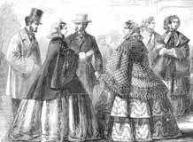 Viktorijos laikų moteris