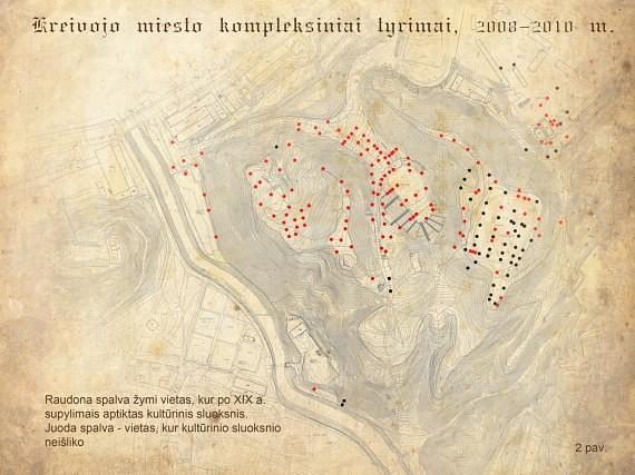Neįmintos Vilniaus mįslės. Kreivasis miestas