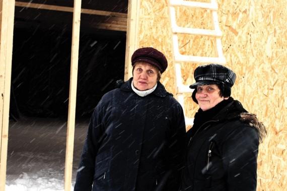 Elena Leokadija Norkienė – ištikima Veronikos Vasiliauskienės (dešinėje) pagalbininkė visuose darbuose.