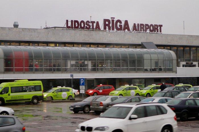 Kaip nepasiklysti rygos oro uoste
