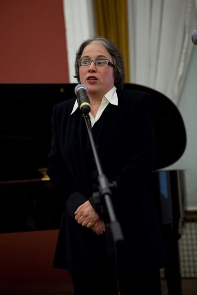 Элла Канайте (фото с сайта rodnajarech.lt)