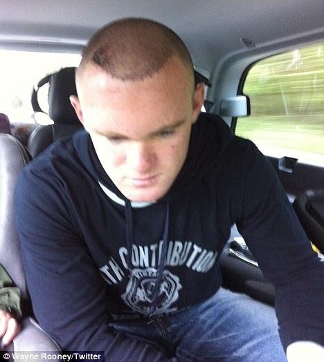 """Wayne'as Rooney               """"Wayne Rooney/Twitter"""" nuotr."""