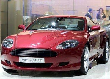 """Aston Martin DB9 Coupe"""