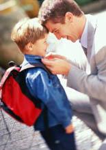 Tėvas su sūnum