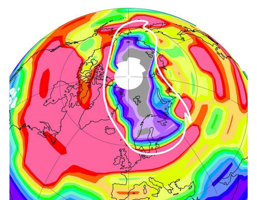 Ozono sluoksnio plonėjimo pasekmės