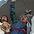 Kandidatas į Afganistano prezidentus Abdula Rashidas Dostumas