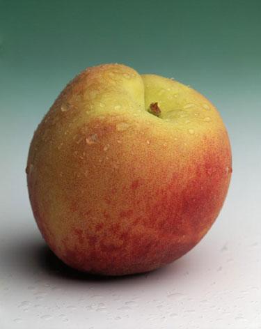 Persikas, vaisiai