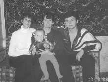 S.Vitčenkos šeima